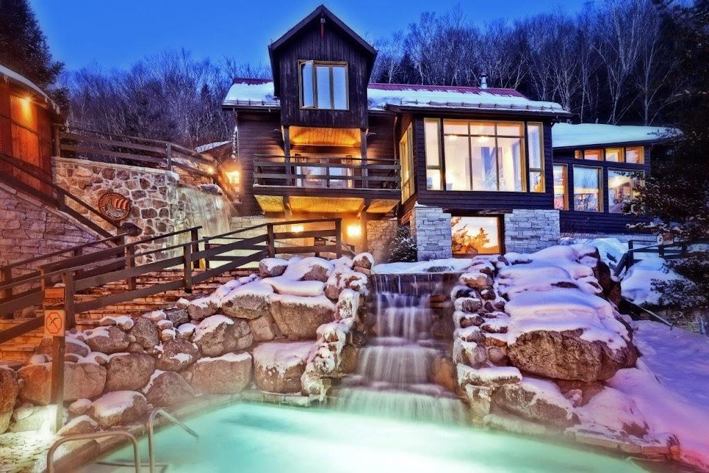 Scandinave Spa Mont Tremblant | restaurant | 4280 Montée Ryan, Mont-Tremblant, QC J8E 1S4, Canada | 8885372263 OR +1 888-537-2263