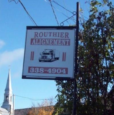 Routhier Alignement - Entreprise de réglage de la géométrie à Th   car repair   4690 Rue de lÉglise, Thetford Mines, QC G6H 3B4, Canada   4183384904 OR +1 418-338-4904