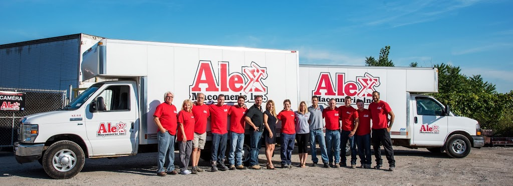 Alex Maçonnerie Inc. | point of interest | 405 Rue Dickson #112A, Montréal, QC H1N 2H6, Canada | 5144496226 OR +1 514-449-6226