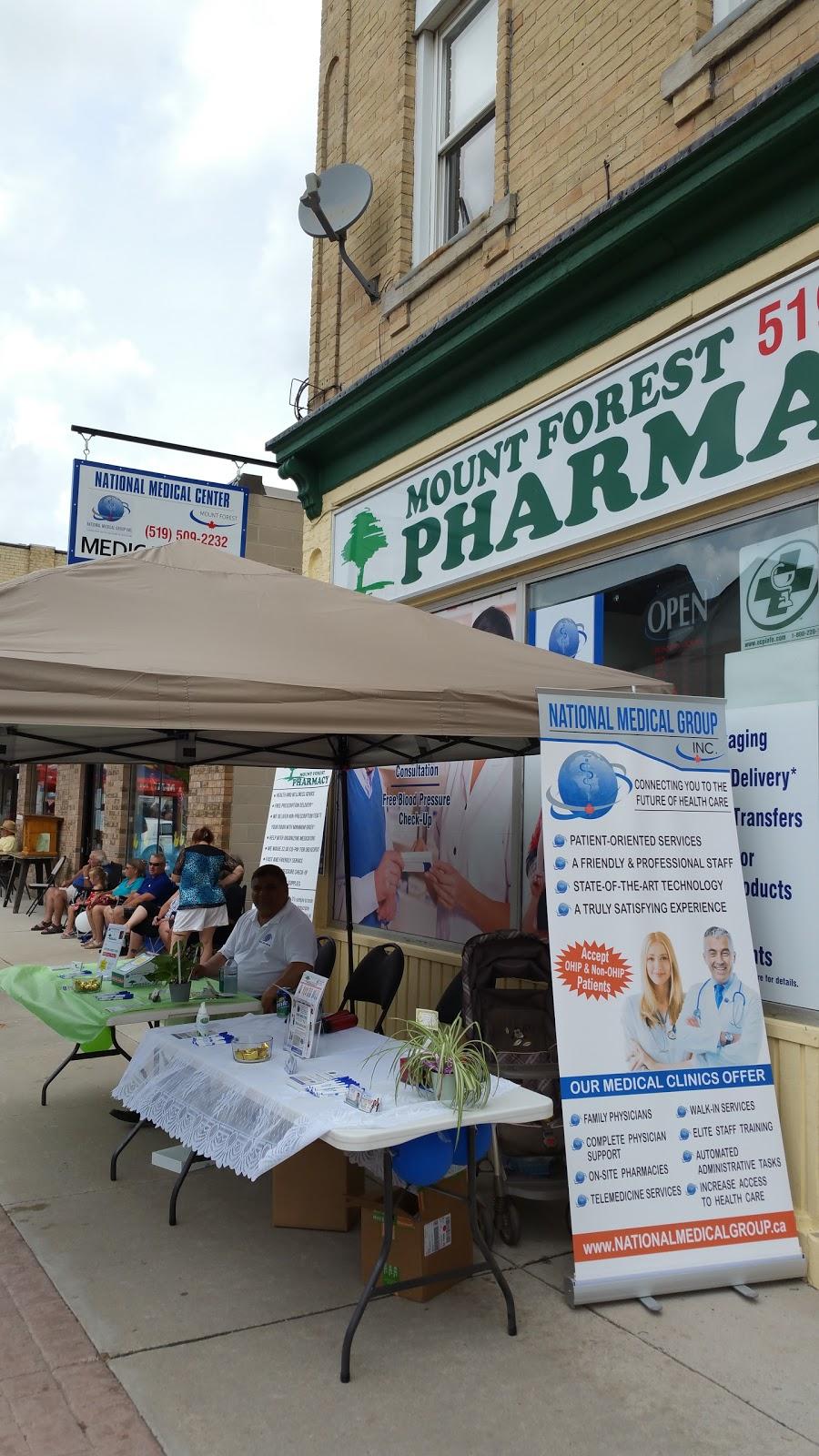 myClinic | health | 154 Main St N B, Mount Forest, ON N0G 2L0, Canada | 5195092232 OR +1 519-509-2232