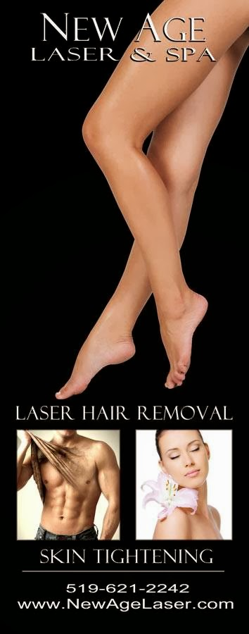New Age Medical Clinic for Laser Hair Removal, Skin Tightening,  | hair care | 313 Highland Rd W, Kitchener, ON N2M 3C6, Canada | 5197452119 OR +1 519-745-2119