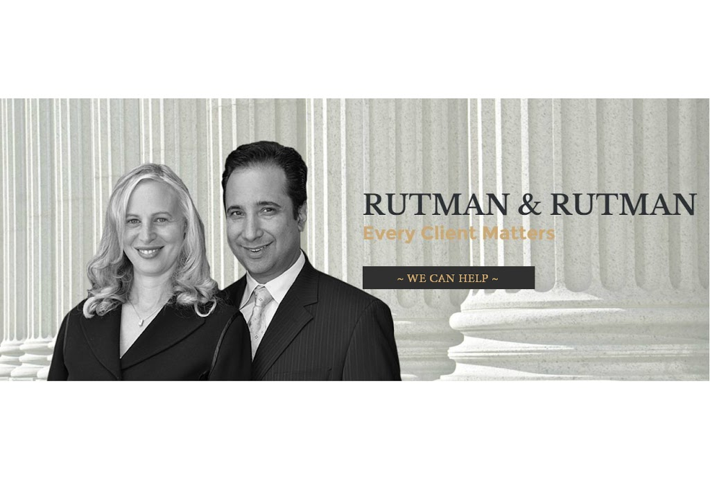 Rutman & Rutman Professional Corporation | lawyer | 7330 Yonge St, Thornhill, ON L4J 7Y7, Canada | 9057079968 OR +1 905-707-9968