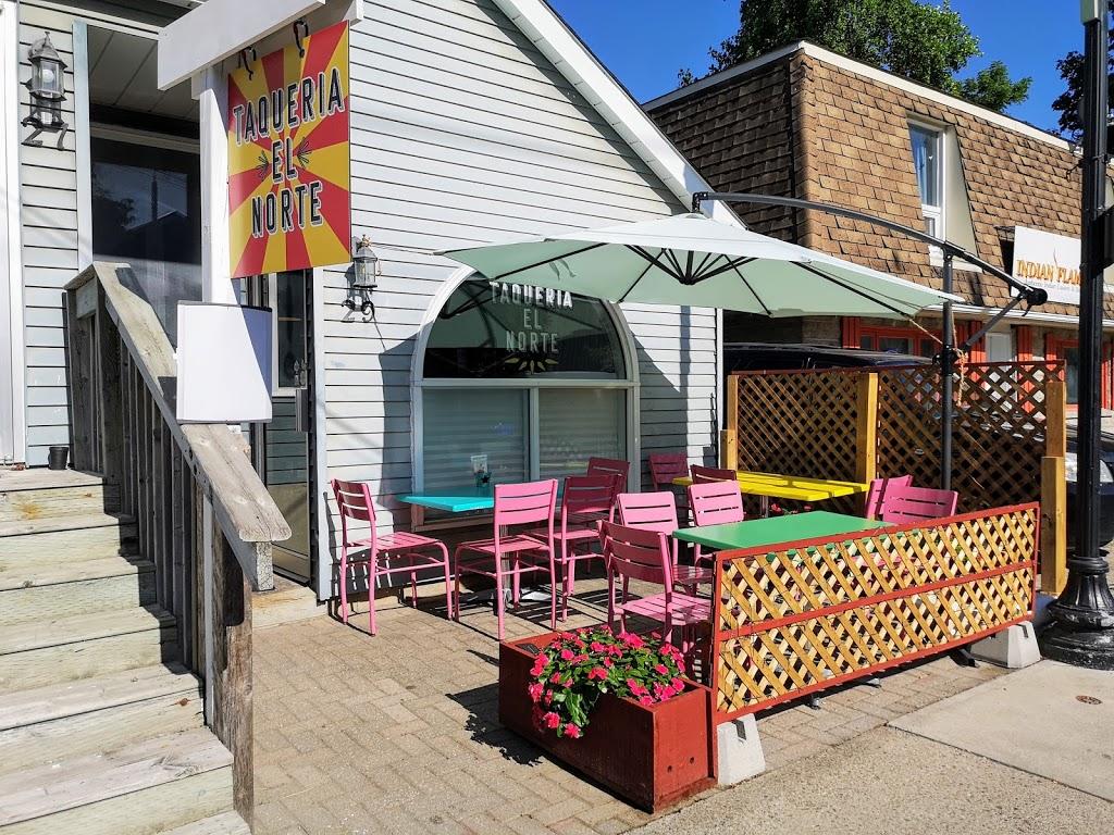 Taqueria El Norte | restaurant | 29 Paris St, Alliston, ON L9R 1J3, Canada | 7052507528 OR +1 705-250-7528