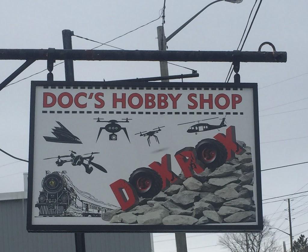 Docs hobby shop | store | 541 Kingsway, Sudbury, ON P3B 2E4, Canada | 7056716111 OR +1 705-671-6111