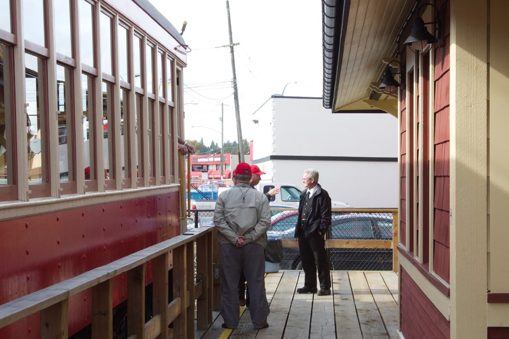 Fraser Valley Heritage Railway | museum | 17630 56 Ave, Surrey, BC V3S 4C3, Canada | 6045749056 OR +1 604-574-9056
