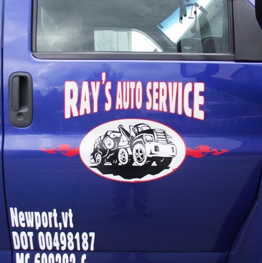 Rays Auto Services | car repair | 133 Coventry St, Newport, VT 05855, USA | 8023347832 OR +1 802-334-7832
