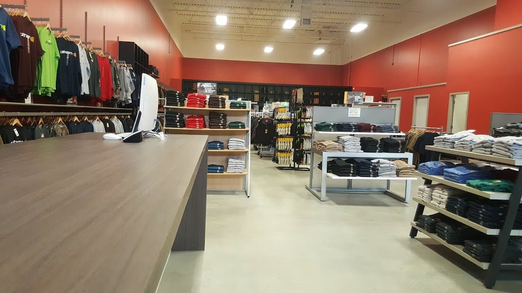 Reddhart Workwear | clothing store | 34150 S Fraser Way #3B, Abbotsford, BC V2S 2C6, Canada | 6047440490 OR +1 604-744-0490