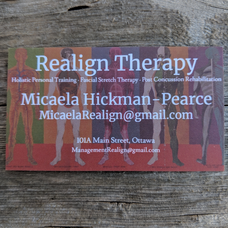 Realign Therapy | health | 101A Main St, Ottawa, ON K1S 0C6, Canada