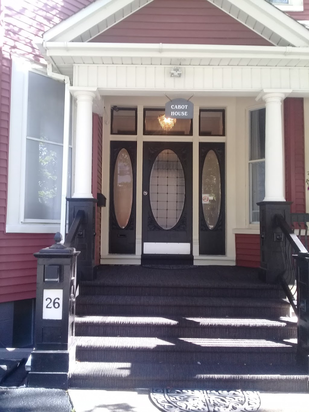 Cabot House   lodging   26 Monkstown Rd, St. Johns, NL A1C 3T3, Canada   7097540058 OR +1 709-754-0058