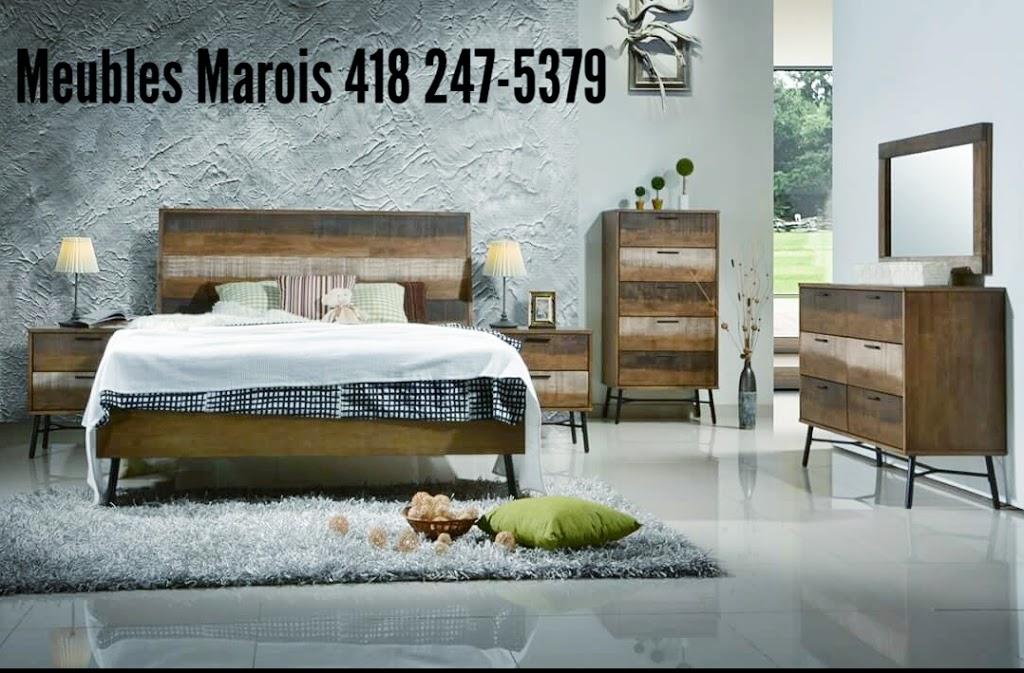 Meubles Marois   furniture store   144 Chemin des Pionniers O, LIslet, QC G0R 2B0, Canada   4182475379 OR +1 418-247-5379