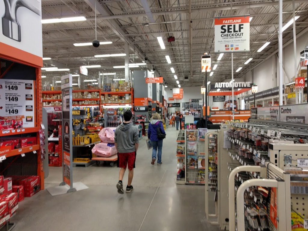 The Home Depot | furniture store | 10 Frank Nighbor Pl, Kanata, ON K2T 1C4, Canada | 6132717577 OR +1 613-271-7577