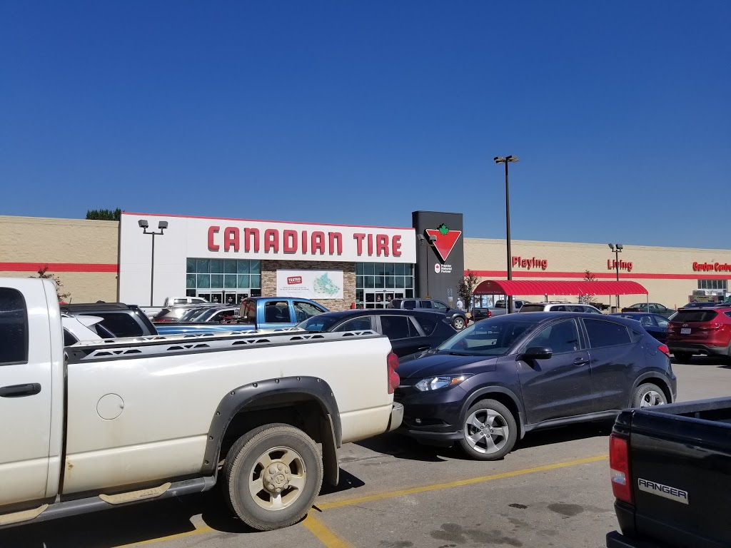 Canadian Tire | department store | 38 McLeod Ave, Spruce Grove, AB T7X 3Y2, Canada | 7809621444 OR +1 780-962-1444