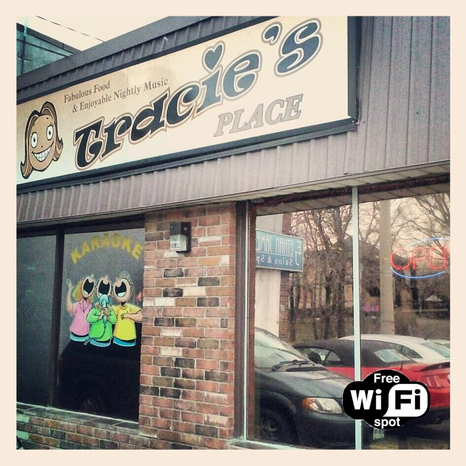 Tracies Place Restaurant and Karaoke | restaurant | 592 Upper James St, Hamilton, ON L9C 2Y8, Canada | 9055380795 OR +1 905-538-0795