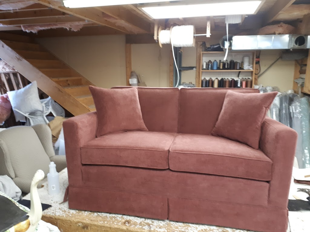 Custom Tailored Upholstery | furniture store | 4622 Old Simcoe St, Oshawa, ON L1H 7K4, Canada | 9056558856 OR +1 905-655-8856