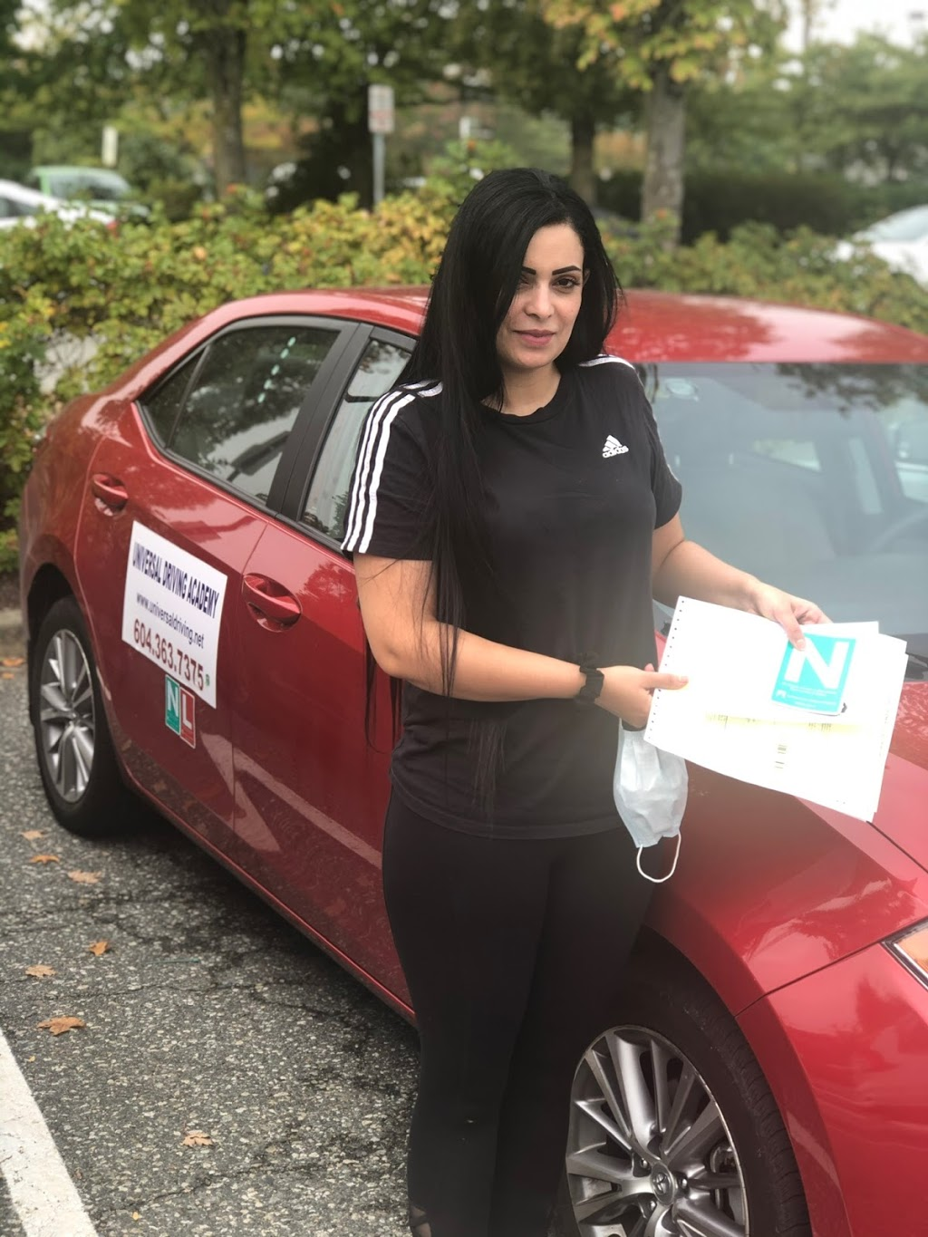 Universal Driving Academy | point of interest | 3890 Carrigan Ct #114, Burnaby, BC V3N 4J1, Canada | 6043637375 OR +1 604-363-7375