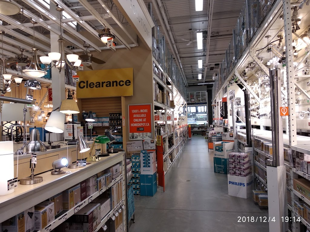 The Home Depot | furniture store | 1050 Depalma Dr, Cobourg, ON K9A 0A8, Canada | 9053777600 OR +1 905-377-7600