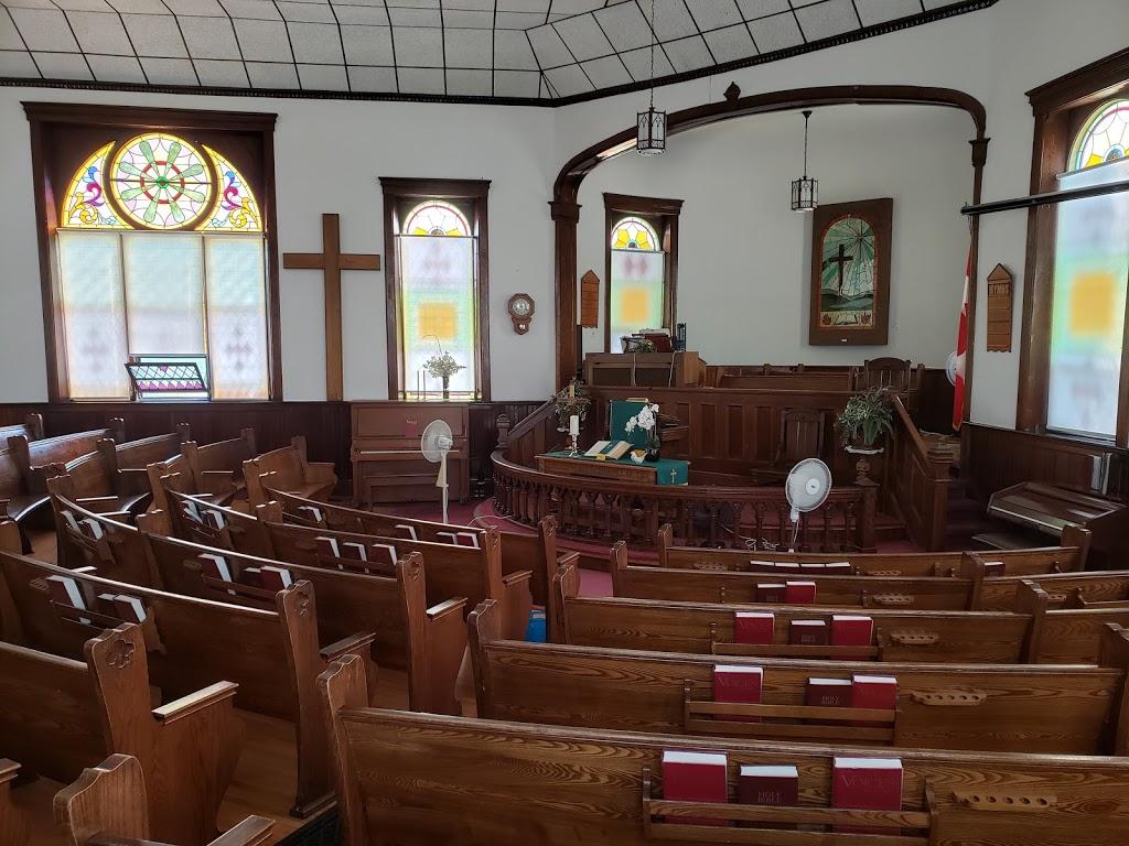 Trinity United Church | church | 1005 Road 2 W, Kingsville, ON N9Y 2E4, Canada | 5197332020 OR +1 519-733-2020