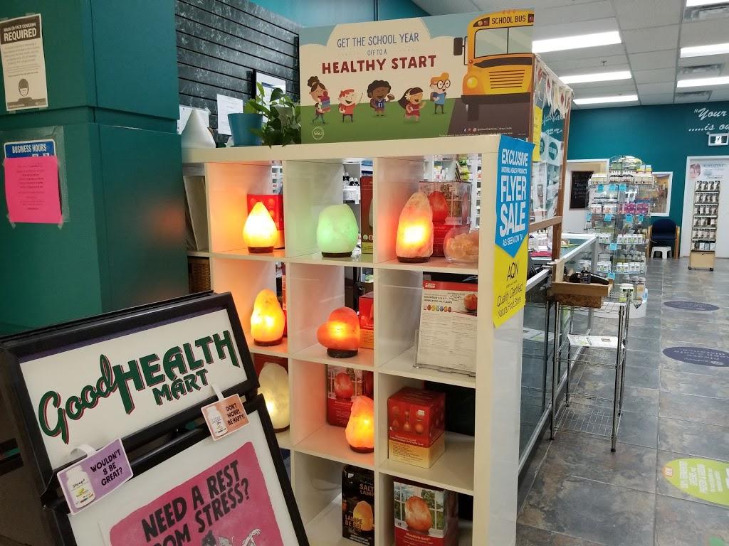 Good Health Mart Hamilton | health | 640 Mohawk Rd W, Hamilton, ON L9C 1X6, Canada | 9053188111 OR +1 905-318-8111