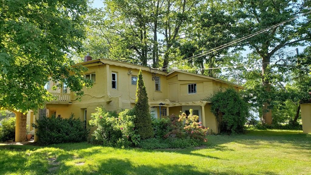 Charles Macdonald Concrete House | museum | 19 Saxon St, Centreville, NS B0P 1J0, Canada | 9026783177 OR +1 902-678-3177