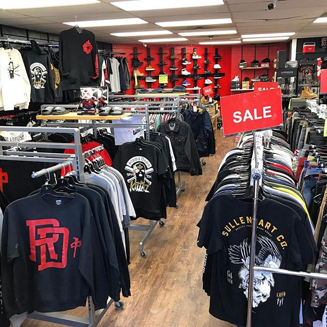 Street Kings Clothing | clothing store | 10327 99 Ave, Fort Saskatchewan, AB T8L 2X8, Canada | 7805893020 OR +1 780-589-3020
