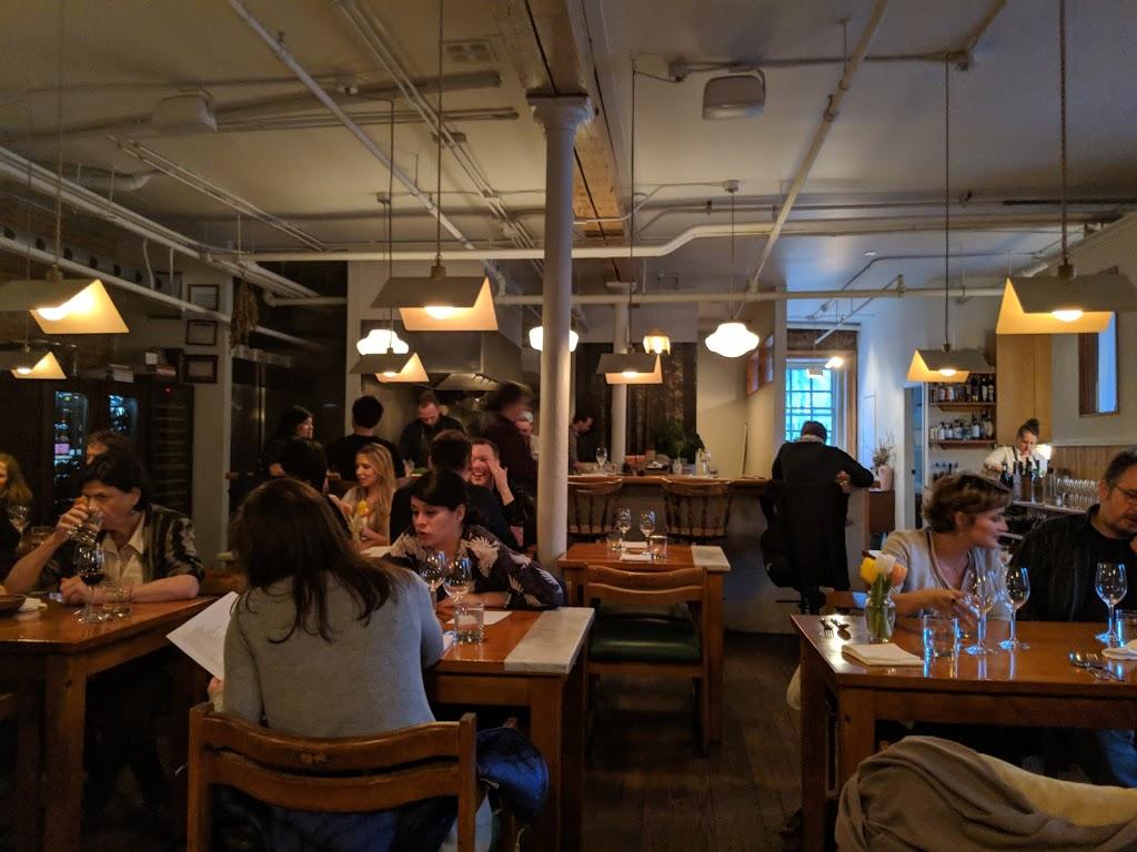 Candide | restaurant | 551 Rue Saint-Martin, Montréal, QC H3J 2L6, Canada | 5144472717 OR +1 514-447-2717
