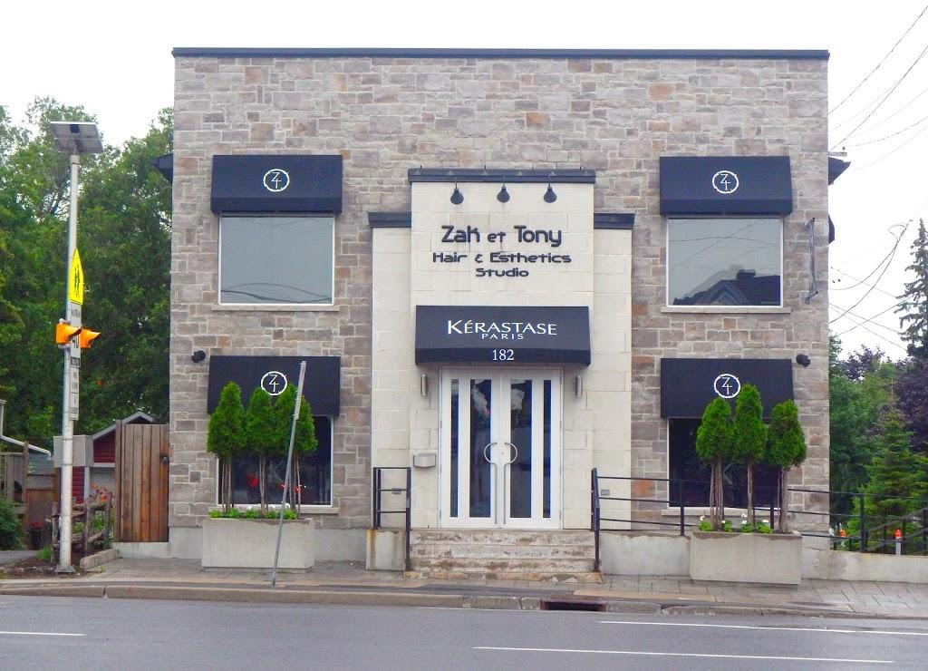 Zaks & Tonys Hair Studio | hair care | 182 McArthur Ave, Vanier, ON K1L 6P7, Canada | 6137462654 OR +1 613-746-2654