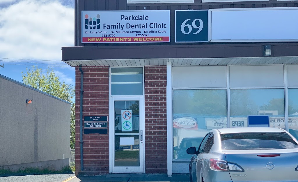 Parkdale Family Dental Clinic | dentist | 69 Elizabeth Ave, St. Johns, NL A1A 1W8, Canada | 7097225700 OR +1 709-722-5700