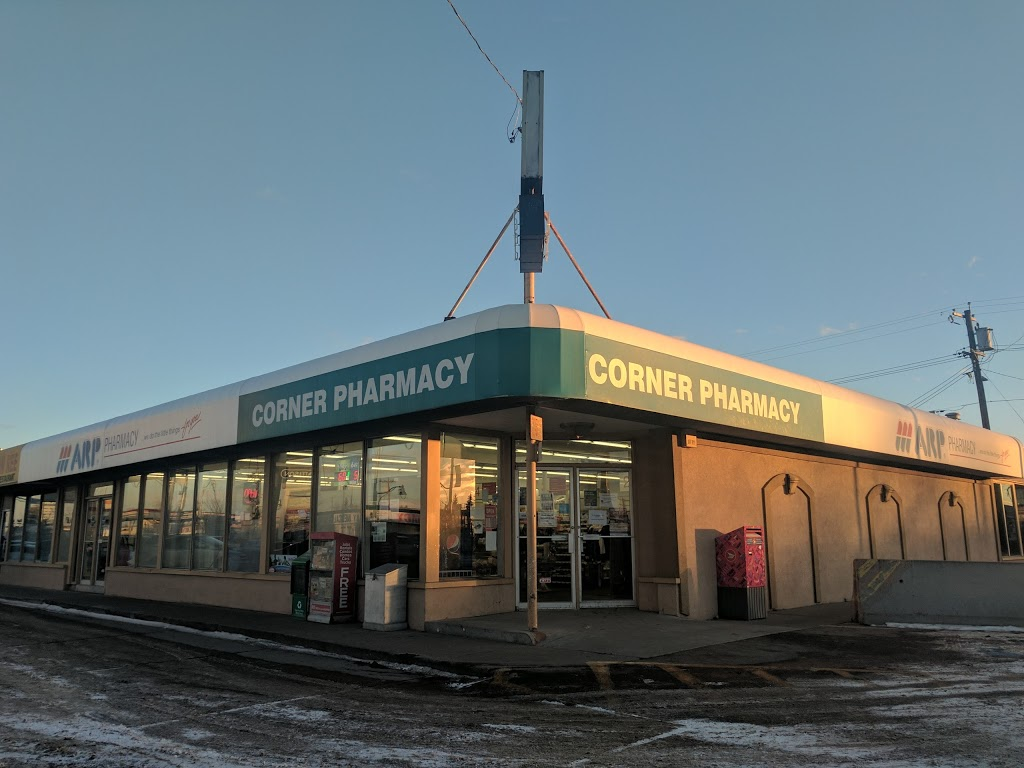 Corner Pharmacy & Medical Clinic | health | 15557 Stony Plain Road NW, Edmonton, AB T5P 3Z1, Canada | 7804895526 OR +1 780-489-5526