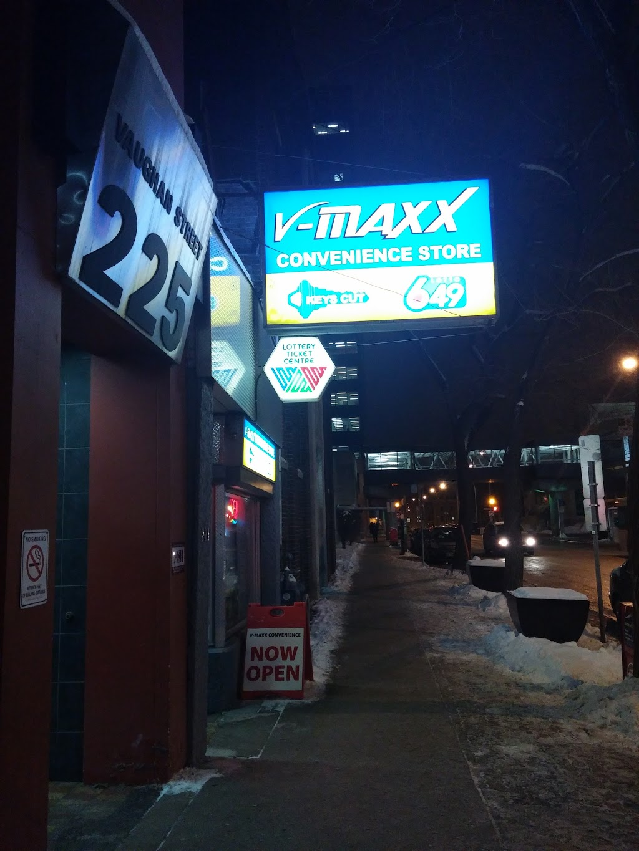 V-MAX Convenience Store   convenience store   Vaughan St, Winnipeg, MB R3C 1T6, Canada