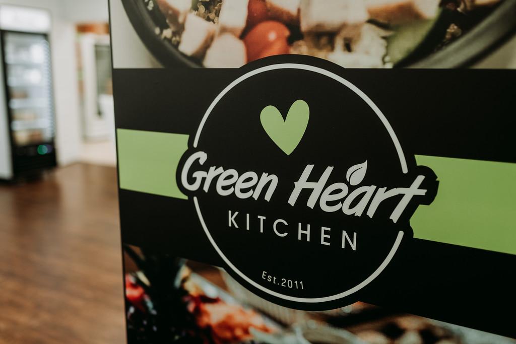 Green Heart Lunch Club   restaurant   28 Main St W, Kingsville, ON N9Y 1H1, Canada   5197129329 OR +1 519-712-9329