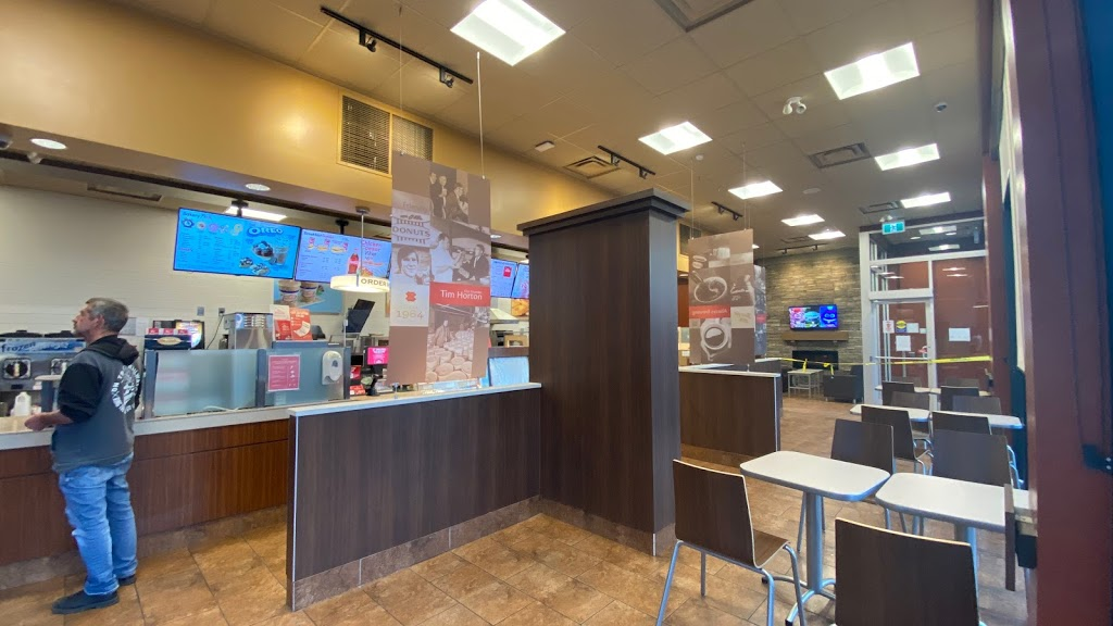 Tim Hortons | cafe | 10197 137 Ave NW, Edmonton, AB T5E 4H5, Canada | 7804560165 OR +1 780-456-0165