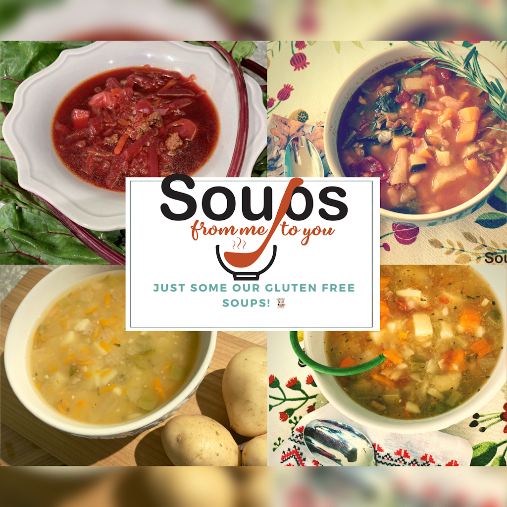 Soups From Me to You | restaurant | 307 8th, Concession Rd 8 E, Hamilton, ON L8N 2Z7, Canada | 2893395358 OR +1 289-339-5358