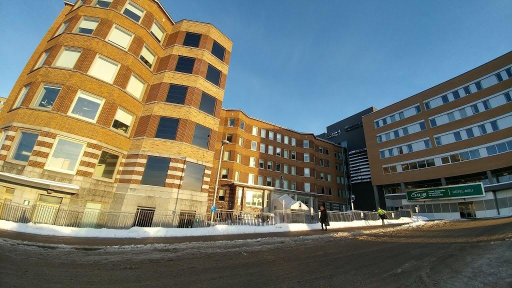 Hotel-Dieu De Sherbrooke | hospital | 580 Rue Bowen S, Sherbrooke, QC J1G 2E8, Canada | 8193461110 OR +1 819-346-1110