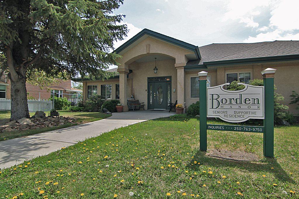 Borden Manor | health | 1035 1035 Borden Ave, Kelowna, BC V1Y 6A7, Canada | 2507639750 OR +1 250-763-9750