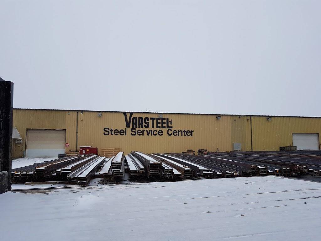 Varsteel Ltd. - Saskatoon Branch   store   2607 Wentz Ave, Saskatoon, SK S7K 5J1, Canada   3069553777 OR +1 306-955-3777