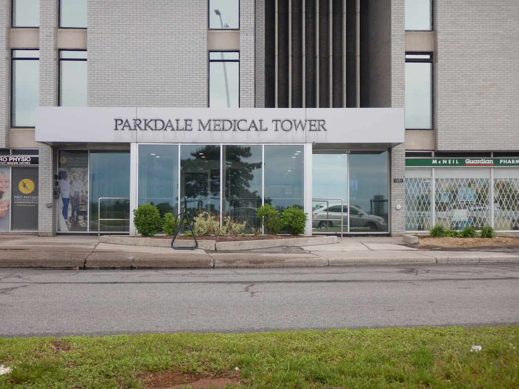 Parkdale Medical Tower | health | 1081 Carling Ave, Ottawa, ON K1Y 4G2, Canada | 6137292586 OR +1 613-729-2586