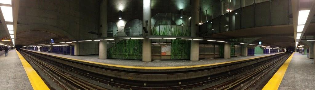 De la Concorde Station | subway station | 1200 Boulevard de la Concorde O, Laval, QC H7N 3Y6, Canada