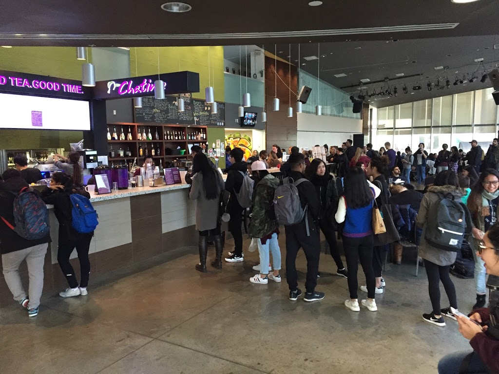 Chatime - Cafe | Student Center, 3359 Mississauga Rd