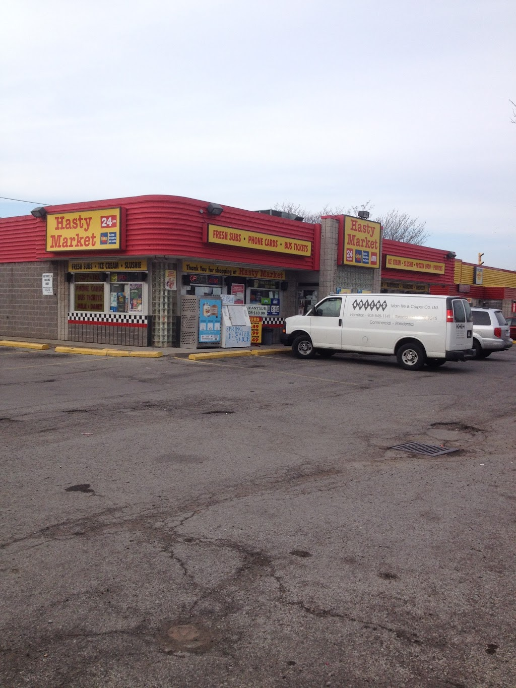 Hasty Market | convenience store | 217 Cannon St E, Hamilton, ON L8L 2A9, Canada | 9057778624 OR +1 905-777-8624
