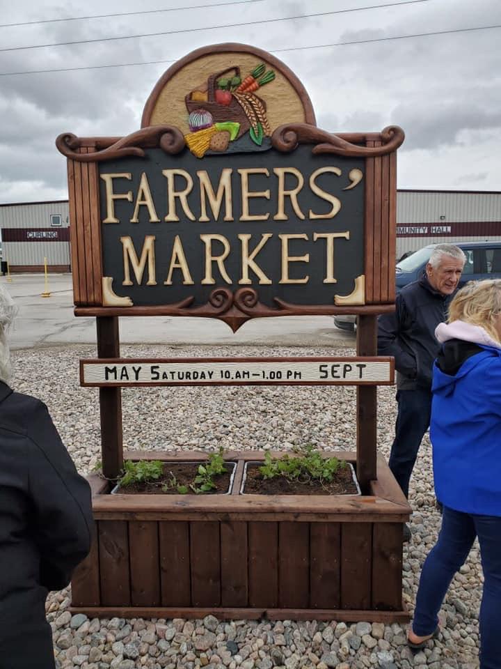 Lac du Bonnet Farmers Market | shopping mall | 25 McArthur Ave, Lac du Bonnet, MB R0E 1A0, Canada | 2044516632 OR +1 204-451-6632