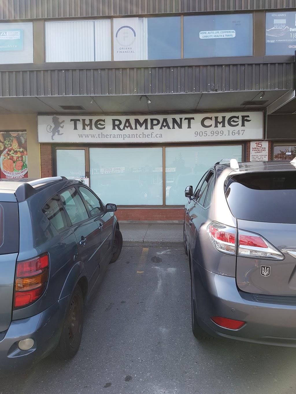 The Rampant Chef | restaurant | 633 King St E Unit #4, Oshawa, ON L1H 1G3, Canada | 9059991647 OR +1 905-999-1647