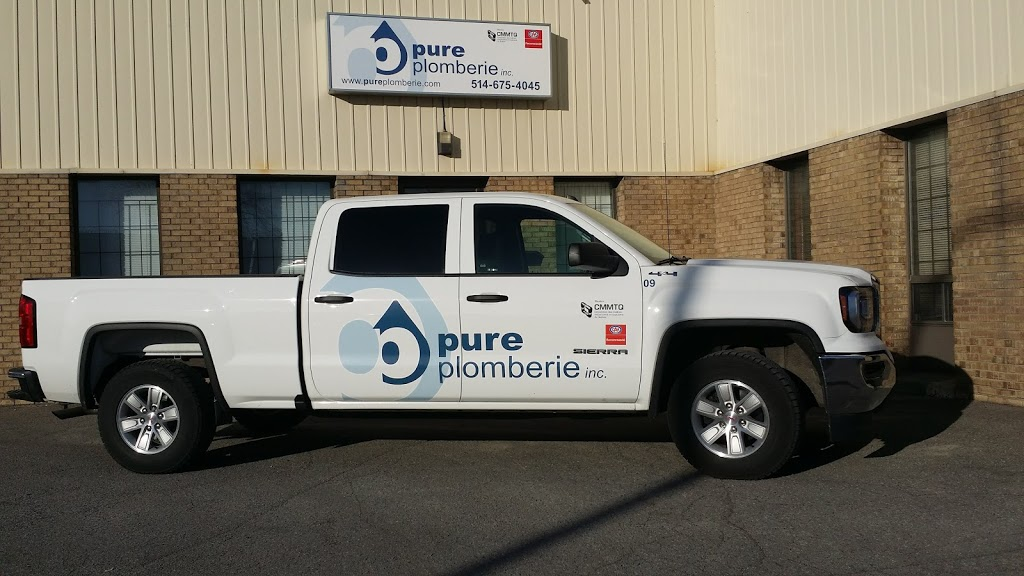 Pure Plomberie West-Island | home goods store | 5078 Rue Fraser, Pierrefonds, QC H8Z 2S5, Canada | 5146754045 OR +1 514-675-4045