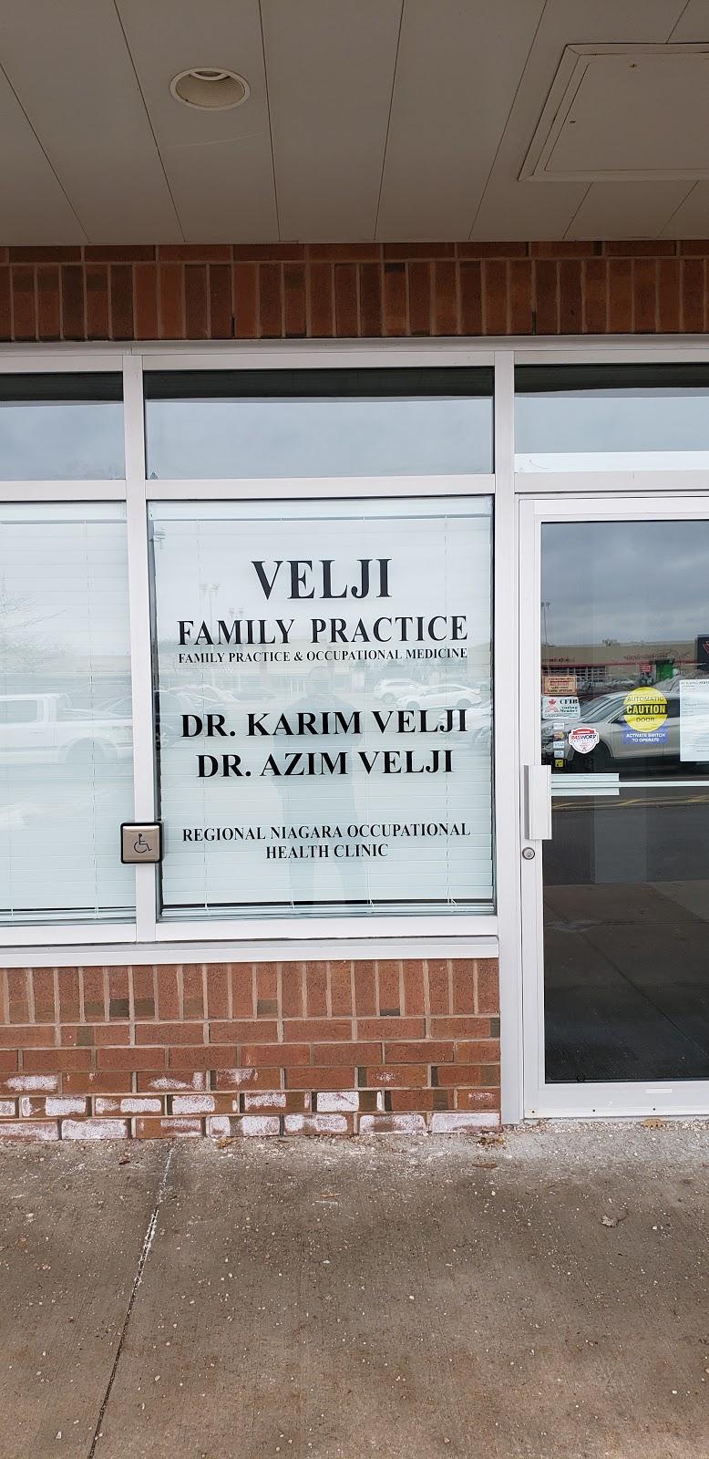 Dr. Karim Velji   doctor   3770 Montrose Rd, Niagara Falls, ON L2H 3K3, Canada   9053543777 OR +1 905-354-3777