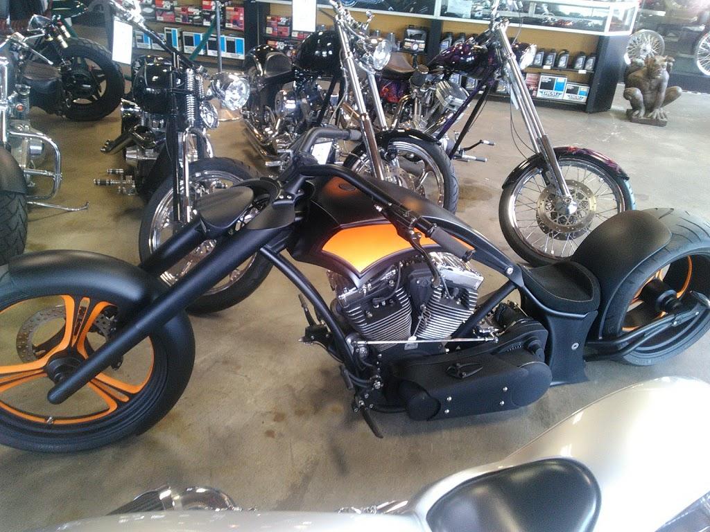 Kreater Custom Motorcycles | store | 863 Kipling Ave, Etobicoke, ON M8Z 5H1, Canada | 4162315055 OR +1 416-231-5055