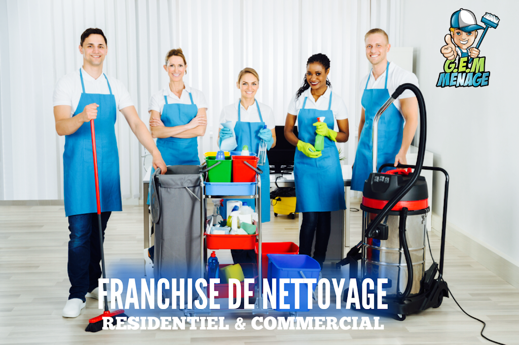 Nettoyage Commercial Rive Sud | point of interest | 659 Rue Lemire, Longueuil, QC J4J 2P1, Canada | 5147744927 OR +1 514-774-4927