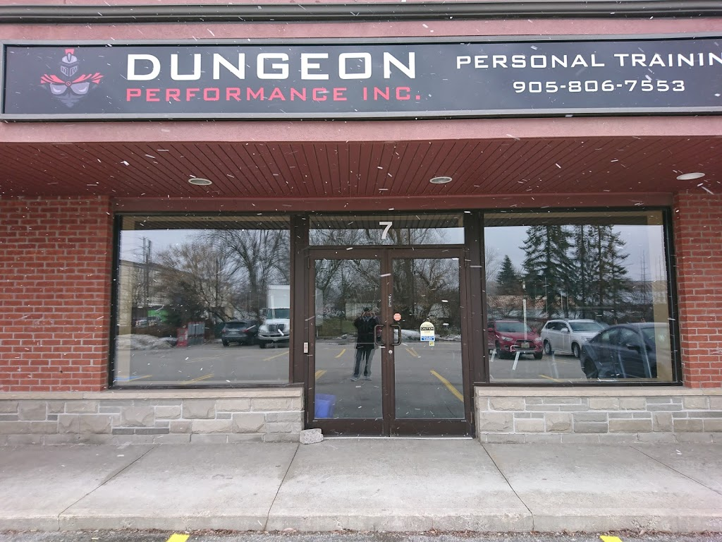 Dungeon Performance Inc. | health | 126 Bridge St, Bradford, ON L3Z 3H2, Canada | 9058067553 OR +1 905-806-7553