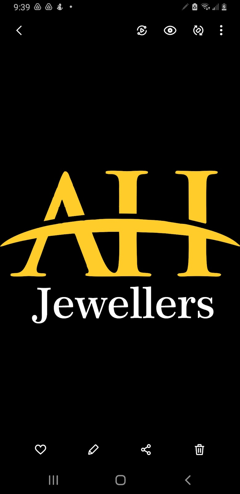Al Hassnain jewellers inc | jewelry store | 7071 Airport Rd Unit 9A, Mississauga, ON L4T 4J3, Canada | 9056735656 OR +1 905-673-5656
