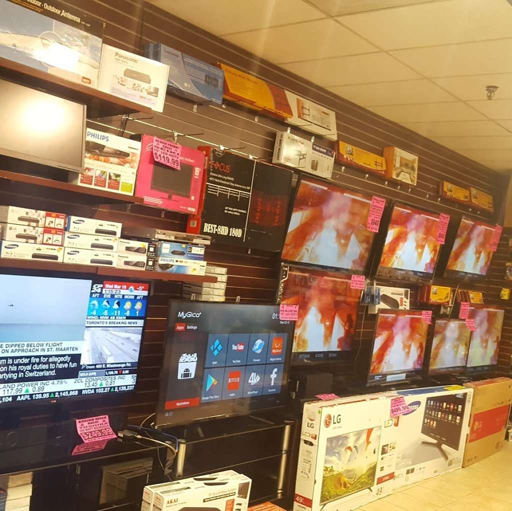 GLOBAL ELECTRONICS & COMMUNICATION | electronics store | 1 York Gate Blvd UNIT # 111, North York, ON M3N 3A1, Canada | 4166655800 OR +1 416-665-5800