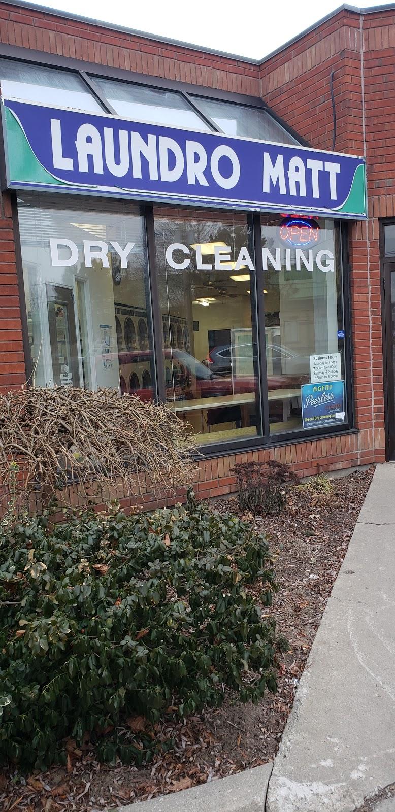 Laundro-Matt | laundry | 263 Argyle St S, Caledonia, ON N3W 1K7, Canada | 9057653998 OR +1 905-765-3998