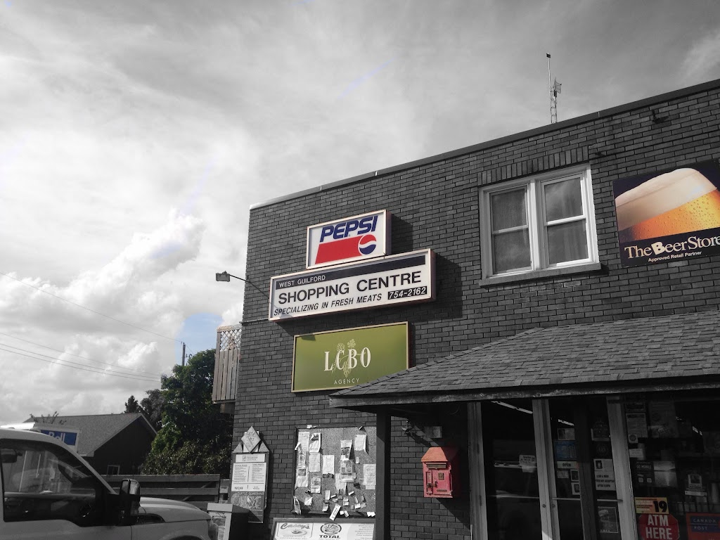 West Guilford Shopping Centre | convenience store | 1116 Kennisis Lake Rd, West Guilford, ON K0M 2S0, Canada | 7057542162 OR +1 705-754-2162
